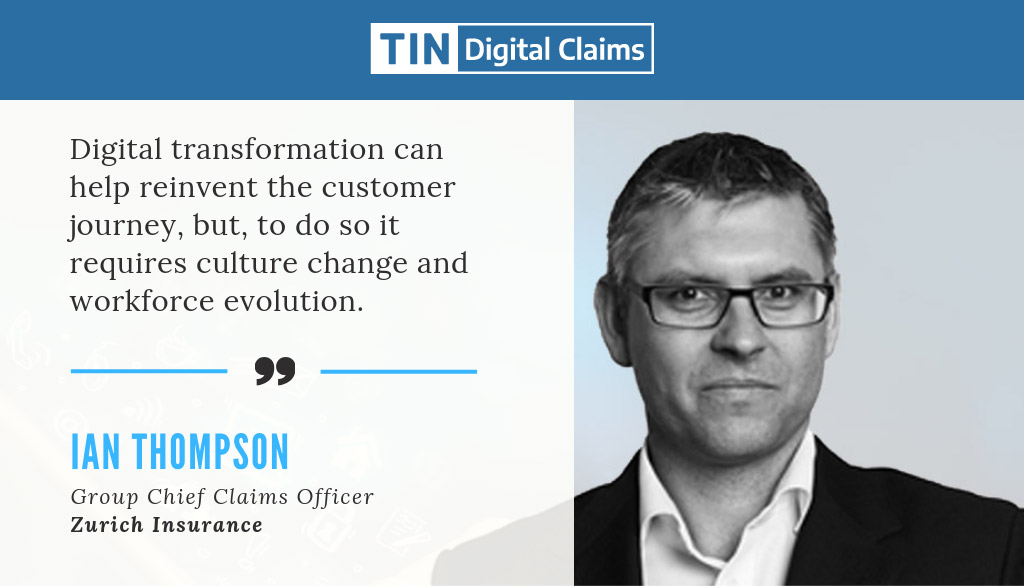Digital Transformation in Claims