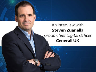 TINtech interview with Steven Zuanella on Digital Transformation