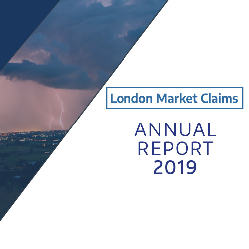 London Market Claims Annual Report 2019