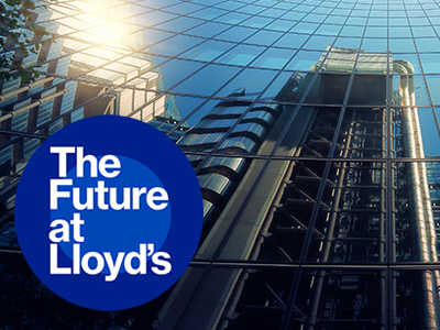 Will Lloyd's Blueprint One deliver real change?
